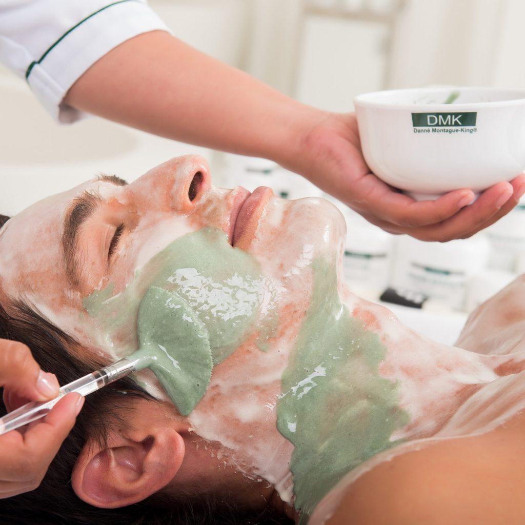 DMK soin visage enzymatique Homme